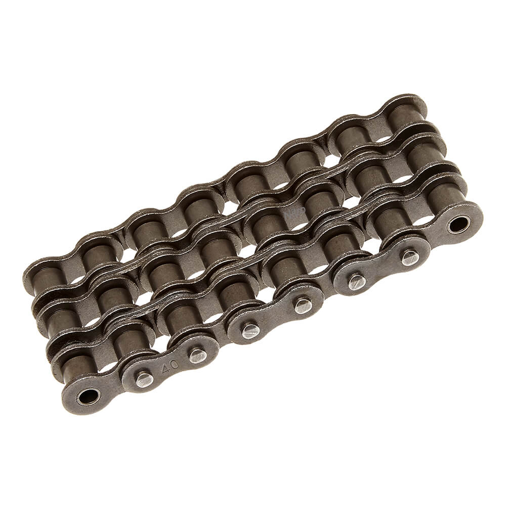 Triple Strand Metric Roller Chain