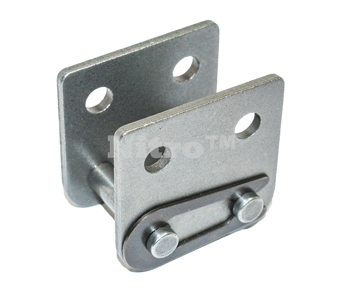 #40 WSK2 Attachment Connecting Link (Wide Tab - 2 Holes)