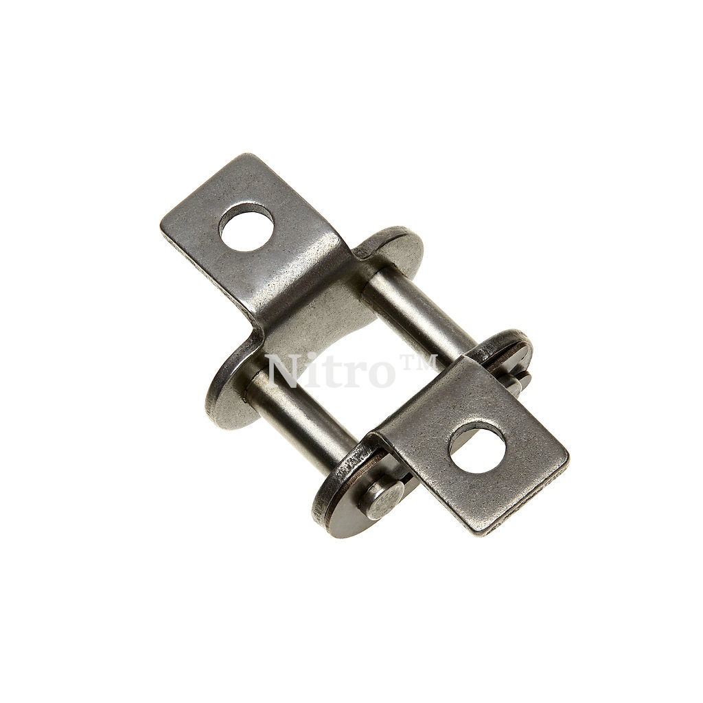 """10B-1 conn link 10B-1CL 5//8/"""" pitch chain connecting link"""