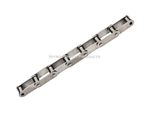 81XSS X 10FT Stainless Steel Conveyor Roller Chain